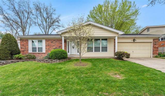 5030 Peyton Place Court, St Louis, MO 63128 (#21022214) :: Reconnect Real Estate