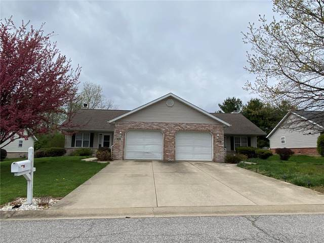 1851 Galway Drive, Belleville, IL 62221 (#21022218) :: Realty Executives, Fort Leonard Wood LLC