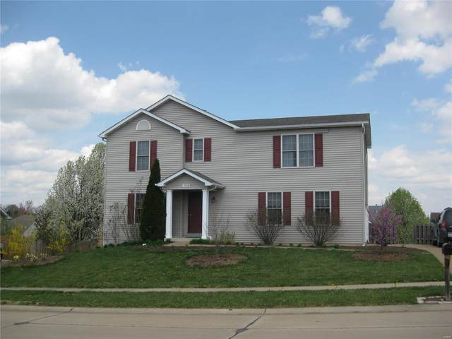 7019 Whisper Creek Drive, Wentzville, MO 63385 (#21022225) :: Kelly Hager Group | TdD Premier Real Estate