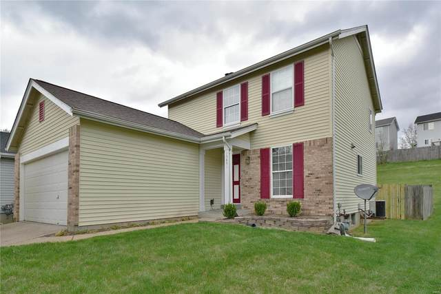 12831 High Crest Drive, Black Jack, MO 63033 (#21022269) :: Clarity Street Realty