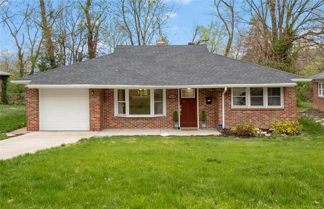 7330 Midland View, University City, MO 63130 (#21022271) :: Kelly Hager Group | TdD Premier Real Estate
