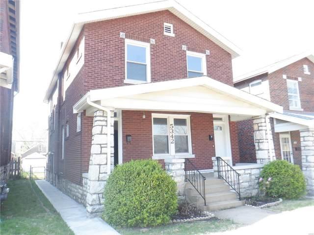 5342 Itaska, St Louis, MO 63109 (MLS #21022292) :: Century 21 Prestige