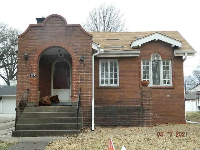 2633 Delmar Avenue, Granite City, IL 62040 (#21022298) :: Reconnect Real Estate