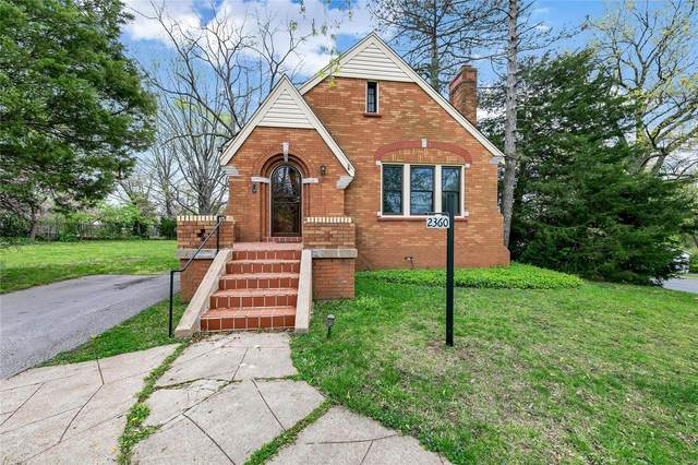 2360 Goodale Avenue, St Louis, MO 63114 (#21022309) :: Terry Gannon | Re/Max Results