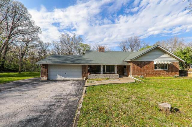 1179 Peaceful Lane, Caseyville, IL 62232 (#21022337) :: Tarrant & Harman Real Estate and Auction Co.