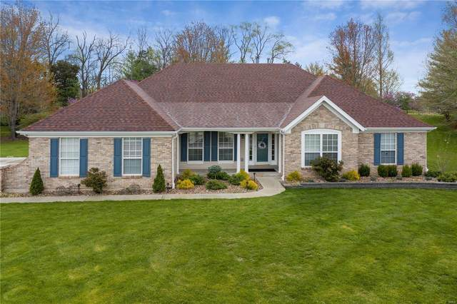5852 Canterfield Court, Weldon Spring, MO 63304 (#21022350) :: Parson Realty Group