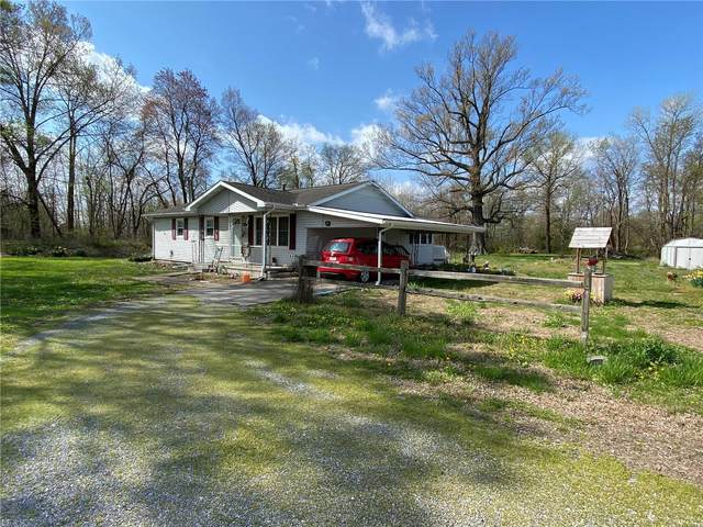 114 State Highway Ee, Chaffee, MO 63740 (#21022355) :: Terry Gannon | Re/Max Results
