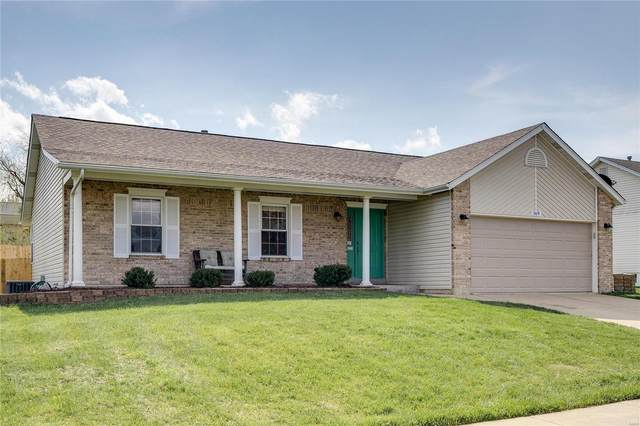 169 Winding Woods, O'Fallon, MO 63366 (#21022424) :: RE/MAX Vision