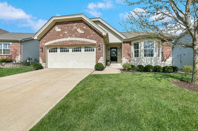 48 Burgundy Place Drive, Dardenne Prairie, MO 63368 (#21022454) :: Parson Realty Group