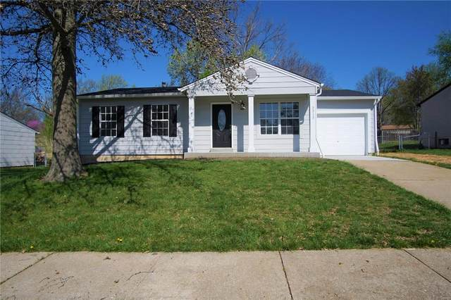 2313 Amarillo Drive, O'Fallon, MO 63368 (#21022461) :: Kelly Hager Group | TdD Premier Real Estate