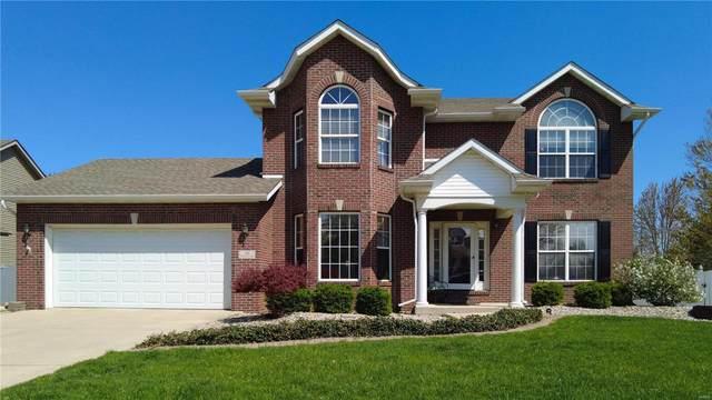 28 Brookshire Lane, Edwardsville, IL 62025 (#21022462) :: Fusion Realty, LLC