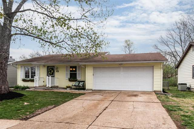 15 Fawn Meadows Drive, Eureka, MO 63025 (#21022475) :: The Becky O'Neill Power Home Selling Team