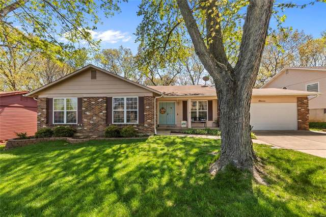 11 Pinehurst Court, Saint Peters, MO 63376 (#21022476) :: Kelly Hager Group | TdD Premier Real Estate