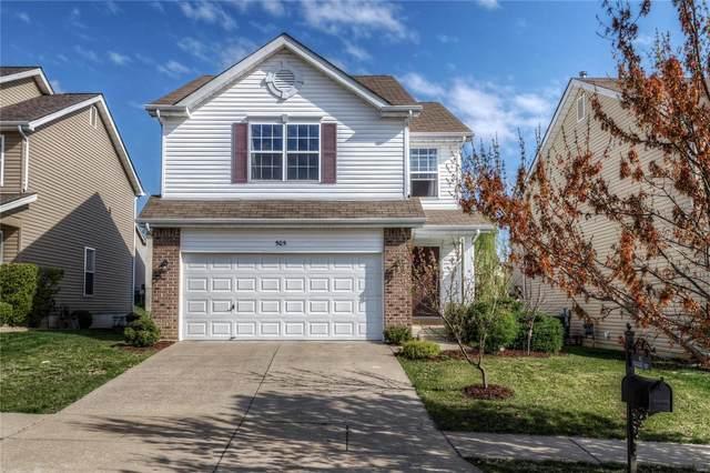 505 Springhurst Parkway, O'Fallon, MO 63368 (#21022481) :: Kelly Hager Group | TdD Premier Real Estate