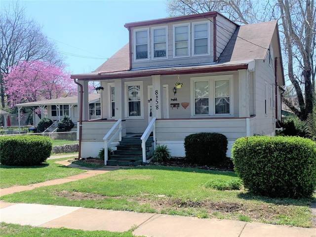 8958 Burton Avenue, St Louis, MO 63114 (#21022502) :: The Becky O'Neill Power Home Selling Team