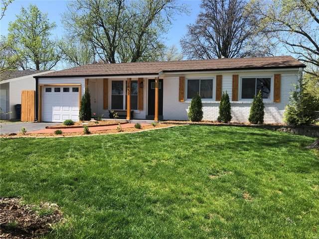 2857 Sugar Tree Lane, Maryland Heights, MO 63043 (#21022506) :: RE/MAX Vision