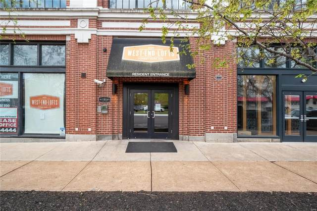 4100 Forest Park Avenue #424, St Louis, MO 63108 (#21022510) :: Clarity Street Realty