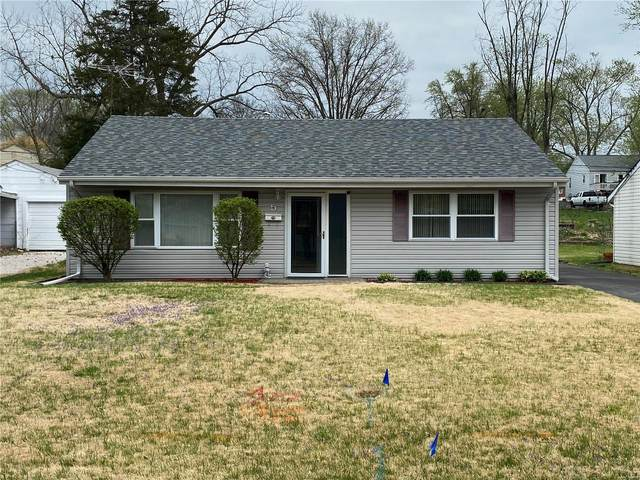 5 Saint George Court, Florissant, MO 63031 (#21022513) :: RE/MAX Vision