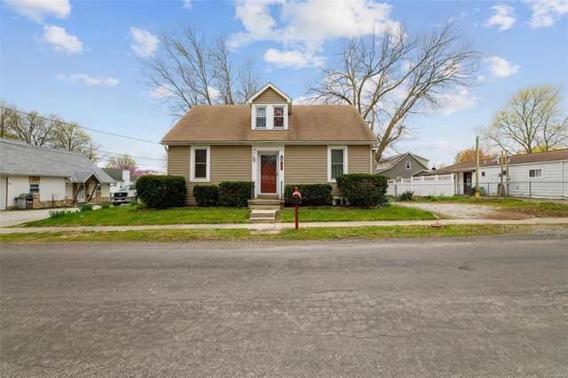 209 Cass Street, Smithton, IL 62285 (#21022517) :: Parson Realty Group