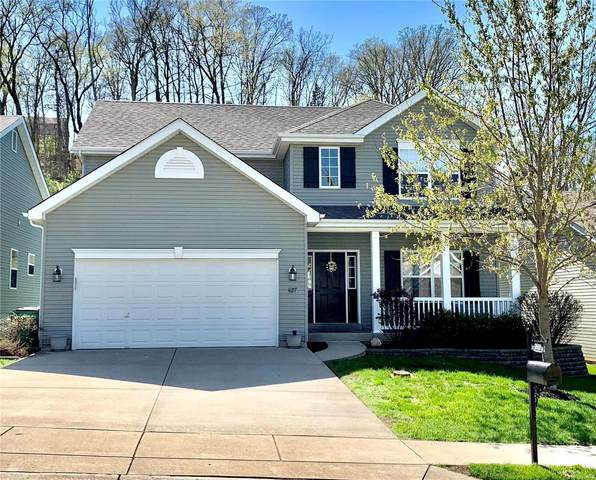 1127 Maywood, Eureka, MO 63025 (#21022539) :: The Becky O'Neill Power Home Selling Team