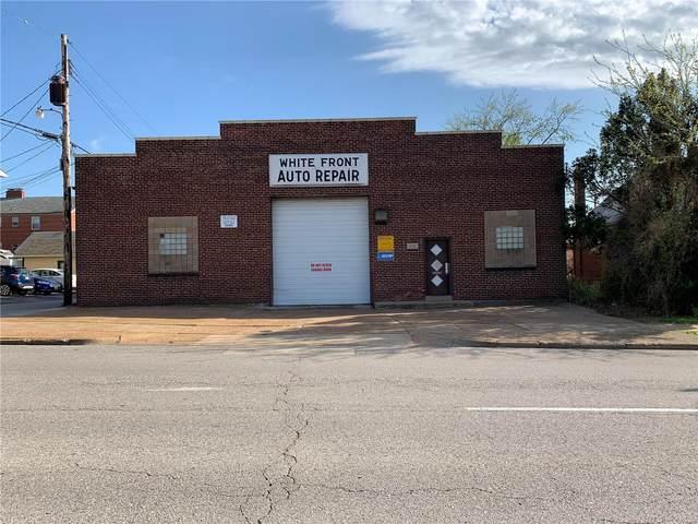 6918 Lansdowne Avenue, St Louis, MO 63109 (#21022554) :: Delhougne Realty Group