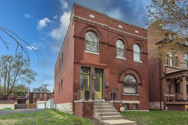 3665 Shenandoah Avenue, St Louis, MO 63110 (#21022568) :: The Becky O'Neill Power Home Selling Team