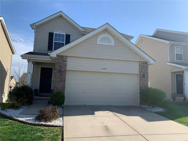 410 Spring Trace, O'Fallon, MO 63368 (#21022571) :: Kelly Hager Group | TdD Premier Real Estate