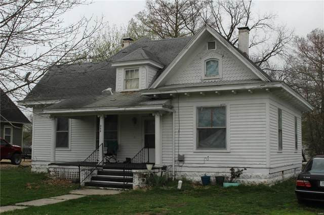 535 N Second Street, Wellsville, MO 63384 (#21022601) :: Parson Realty Group