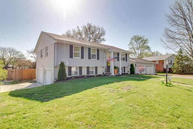 341 Neptune Lane, Godfrey, IL 62035 (#21022614) :: Tarrant & Harman Real Estate and Auction Co.