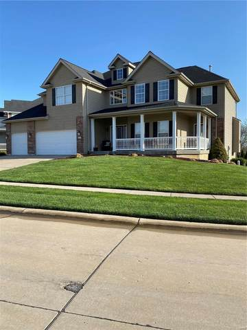 409 Highland Meadows Place, Wentzville, MO 63385 (#21022634) :: RE/MAX Vision