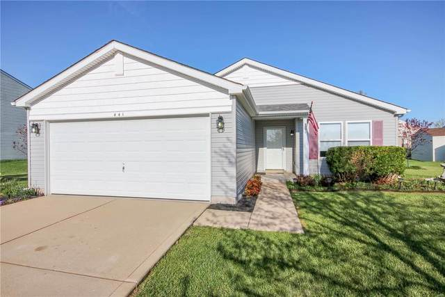 441 Creek Bend Drive, Moscow Mills, MO 63362 (#21022639) :: St. Louis Finest Homes Realty Group