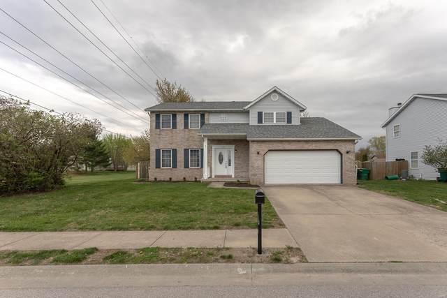 505 Aladar Drive, O'Fallon, IL 62269 (#21022646) :: Reconnect Real Estate