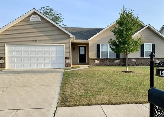 128 Liberty Grove Drive, Wentzville, MO 63385 (#21022647) :: Clarity Street Realty