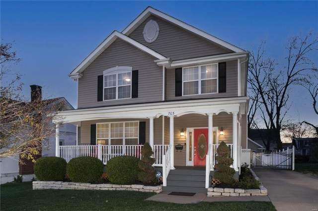 703 Cleveland Avenue, Kirkwood, MO 63122 (#21022649) :: Century 21 Advantage