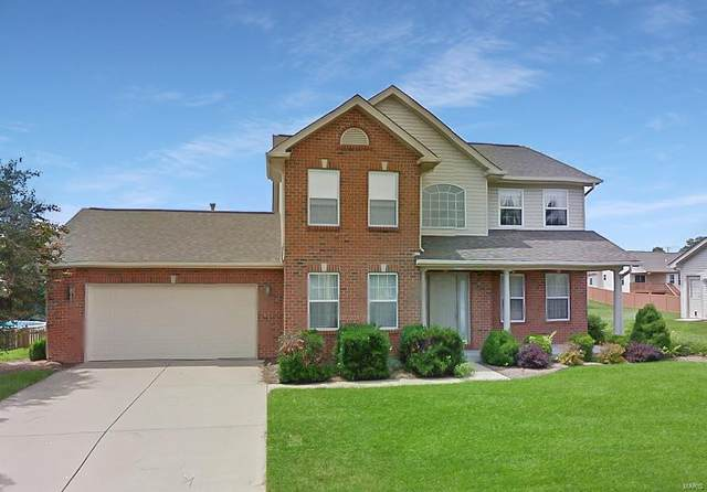 1231 Quail Ridge Court, Shiloh, IL 62221 (#21022699) :: Fusion Realty, LLC