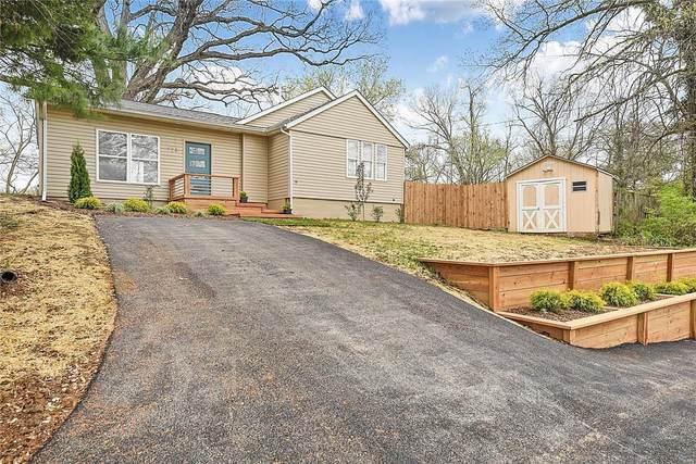 723 Hilda Street, Edwardsville, IL 62025 (#21022703) :: Fusion Realty, LLC