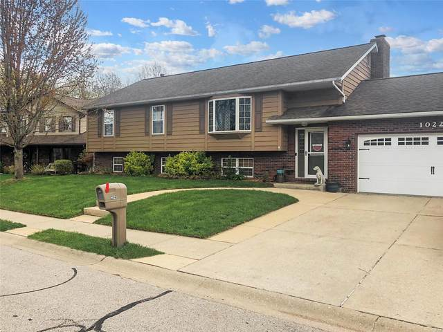 1022 Shadow Ridge Xing, O'Fallon, IL 62269 (#21022708) :: Fusion Realty, LLC