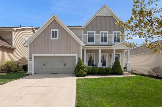 504 Country Chase Drive, Lake St Louis, MO 63367 (#21022731) :: RE/MAX Vision