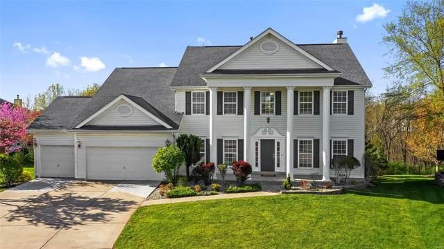 611 Knollshire Way, Dardenne Prairie, MO 63368 (#21022738) :: PalmerHouse Properties LLC