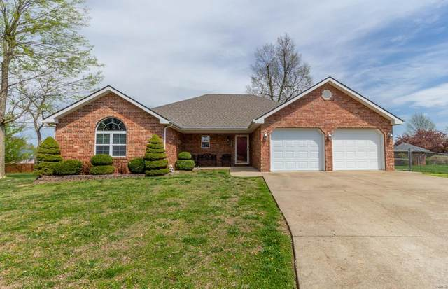 408 Magnolia, Lebanon, MO 65536 (#21022742) :: Matt Smith Real Estate Group