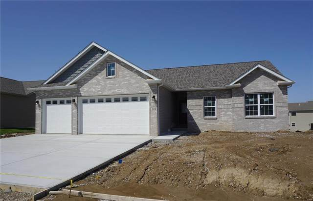 924 Chesapeake Junction Lane, O'Fallon, IL 62269 (#21022751) :: Matt Smith Real Estate Group