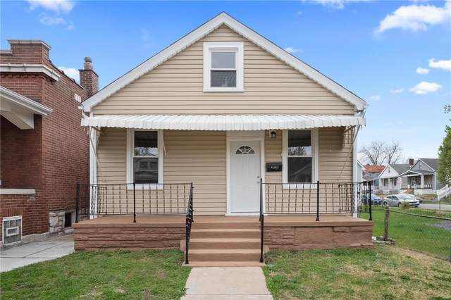 4340 Duke Street, St Louis, MO 63116 (#21022752) :: The Becky O'Neill Power Home Selling Team