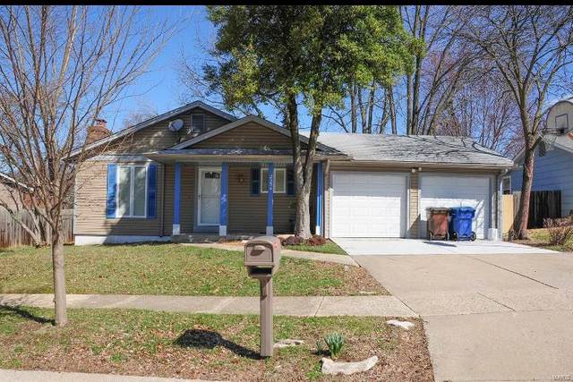 2354 Sarthe, Maryland Heights, MO 63043 (#21022754) :: St. Louis Finest Homes Realty Group