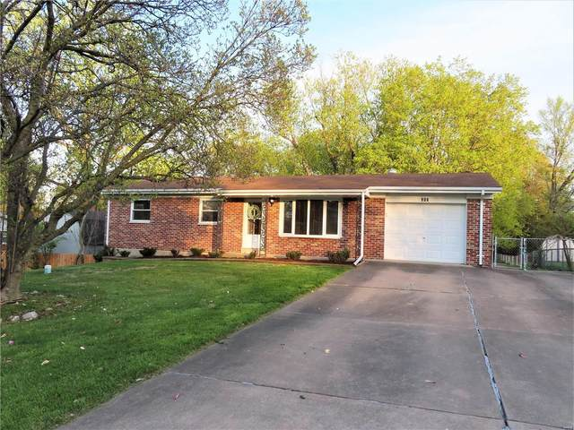 906 Prince Charles Way, Ellisville, MO 63021 (#21022762) :: Parson Realty Group
