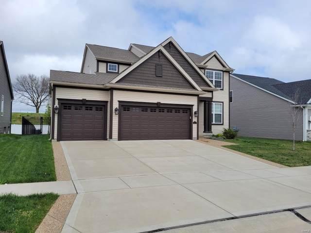 121 Grenache Court, O'Fallon, MO 63368 (#21022770) :: The Becky O'Neill Power Home Selling Team