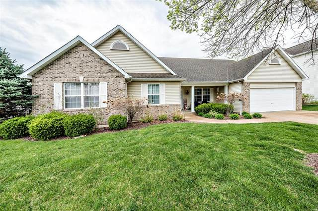 1519 Heritage Manor Court, Saint Peters, MO 63303 (#21022787) :: The Becky O'Neill Power Home Selling Team