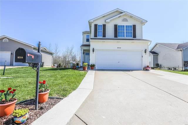 8316 Crystal Ridge, Cedar Hill, MO 63016 (#21022789) :: Parson Realty Group