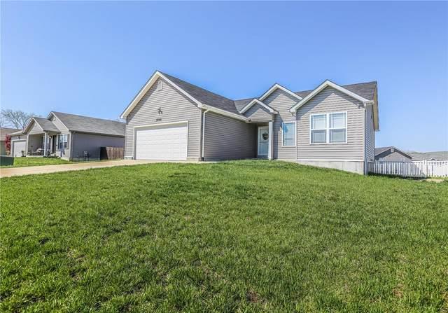 8345 Crystal Ridge, Cedar Hill, MO 63016 (#21022791) :: Parson Realty Group