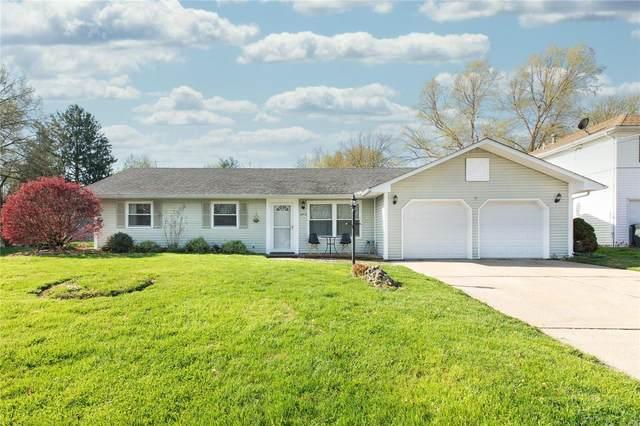 3415 Emma Lane, Godfrey, IL 62035 (#21022794) :: Tarrant & Harman Real Estate and Auction Co.