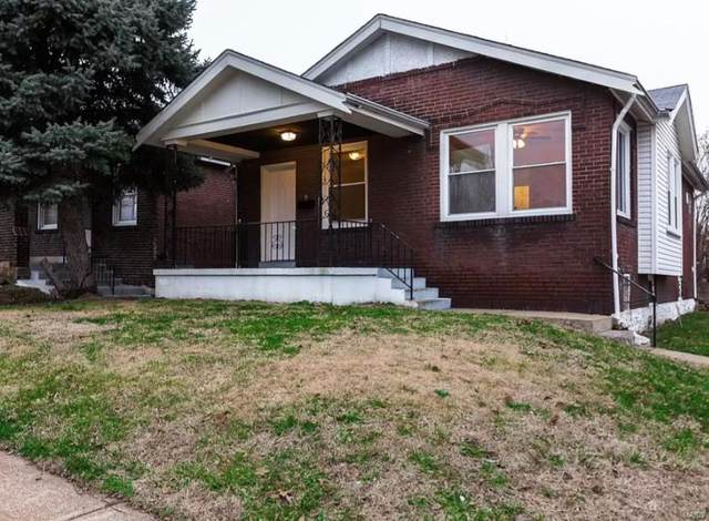 3303 Osage, St Louis, MO 63118 (#21022796) :: Clarity Street Realty